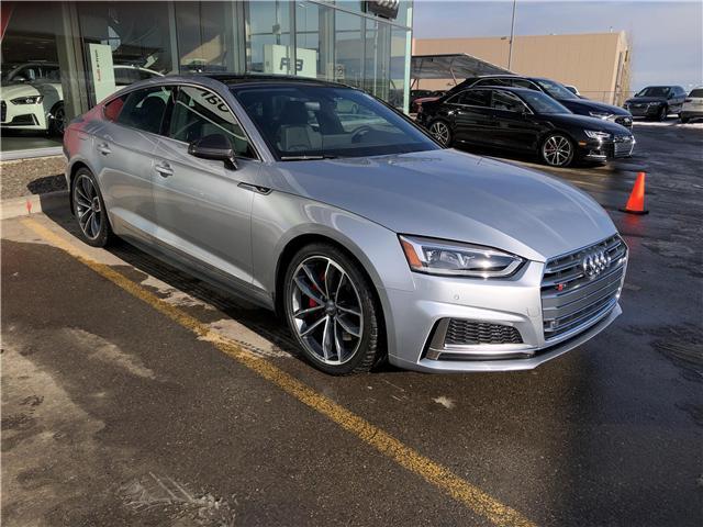 2018 Audi S5 3.0T Technik (Stk: N4989) in Calgary - Image 6 of 22