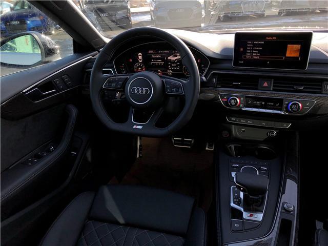 2018 Audi S5 3.0T Technik (Stk: N4989) in Calgary - Image 9 of 22