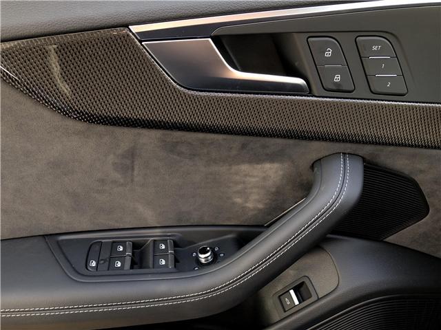 2018 Audi S5 3.0T Technik (Stk: N4989) in Calgary - Image 12 of 22