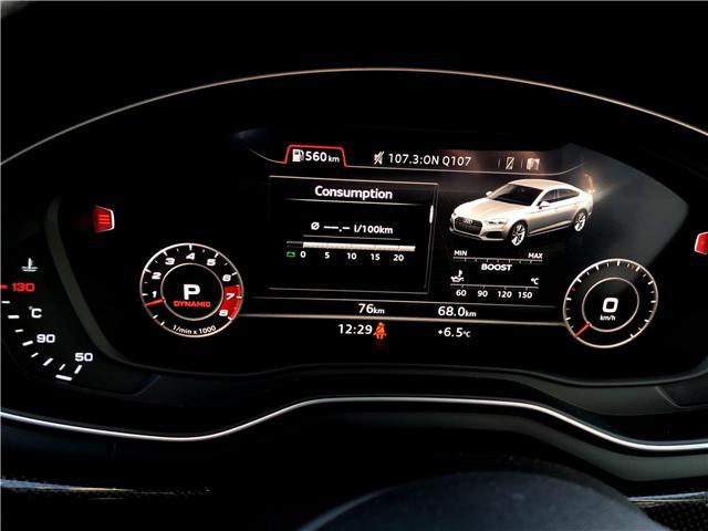 2018 Audi S5 3.0T Technik (Stk: N4989) in Calgary - Image 13 of 22