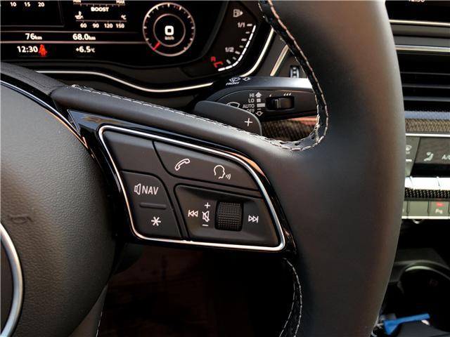 2018 Audi S5 3.0T Technik (Stk: N4989) in Calgary - Image 18 of 22