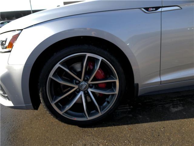 2018 Audi S5 3.0T Technik (Stk: N4989) in Calgary - Image 21 of 22