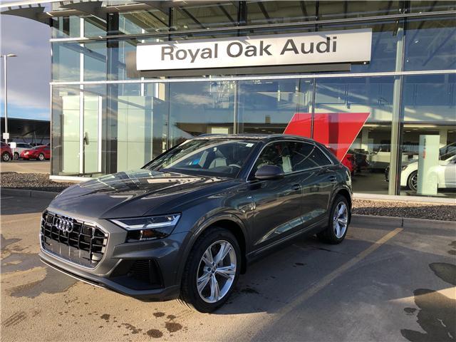 2019 Audi Q8 55 Progressiv (Stk: N5005) in Calgary - Image 1 of 26