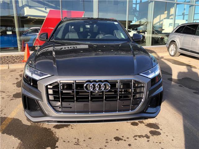 2019 Audi Q8 55 Progressiv (Stk: N5005) in Calgary - Image 2 of 26