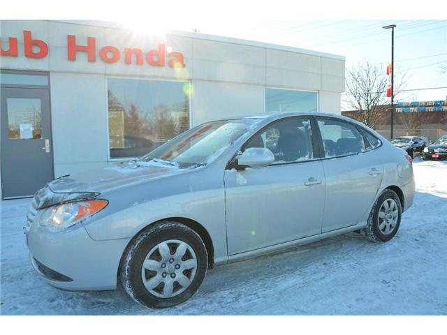 2010 Hyundai Elantra  (Stk: 6953B) in Gloucester - Image 2 of 21