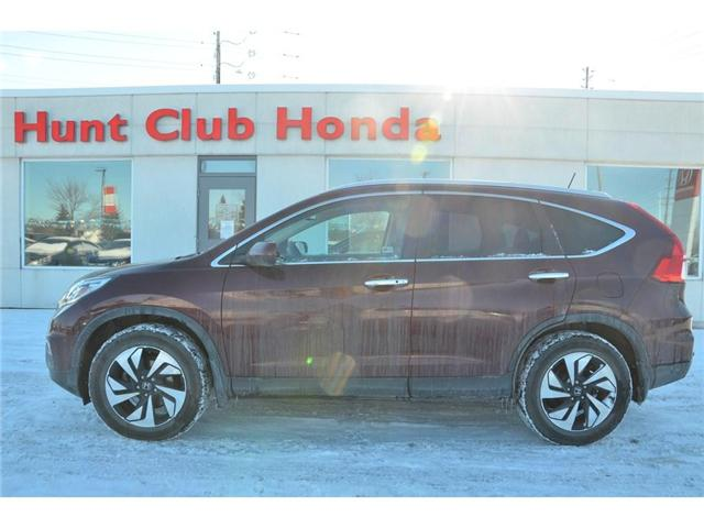 2016 Honda CR-V Touring (Stk: 6977A) in Gloucester - Image 1 of 26