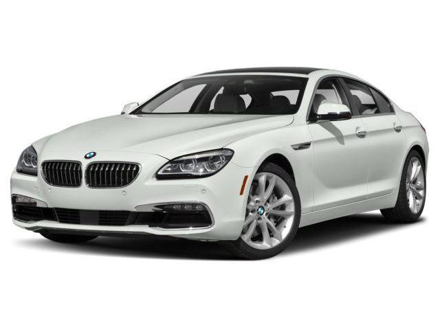 2019 BMW 640i xDrive Gran Coupe (Stk: 19436) in Thornhill - Image 1 of 9