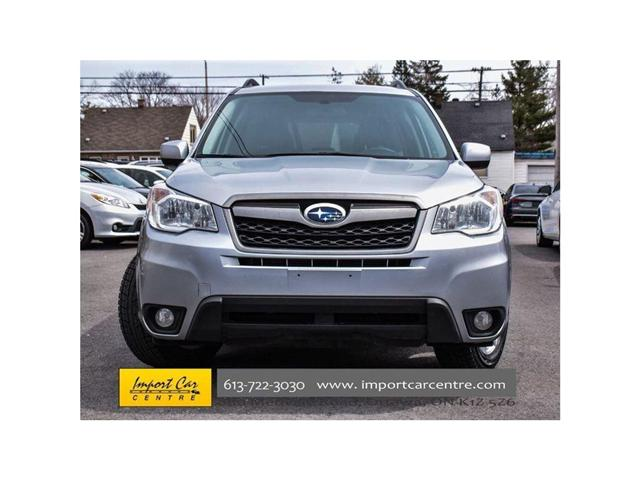 2015 Subaru Forester 2.5i (Stk: 546927) in Ottawa - Image 2 of 24