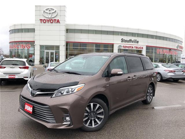 2018 Toyota Sienna  (Stk: P1651) in Whitchurch-Stouffville - Image 1 of 26