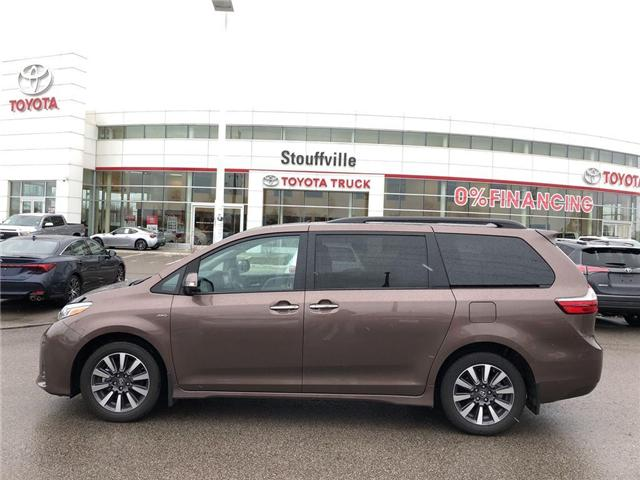 2018 Toyota Sienna  (Stk: P1651) in Whitchurch-Stouffville - Image 2 of 26