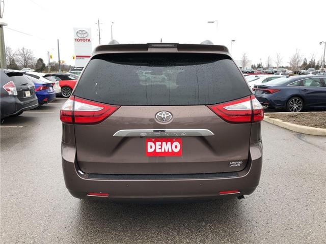 2018 Toyota Sienna  (Stk: P1651) in Whitchurch-Stouffville - Image 4 of 26