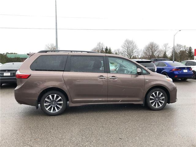 2018 Toyota Sienna  (Stk: P1651) in Whitchurch-Stouffville - Image 6 of 26