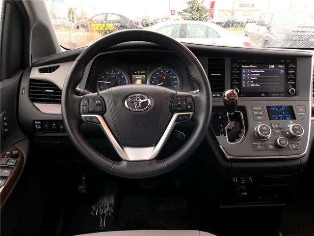 2018 Toyota Sienna  (Stk: P1651) in Whitchurch-Stouffville - Image 11 of 26