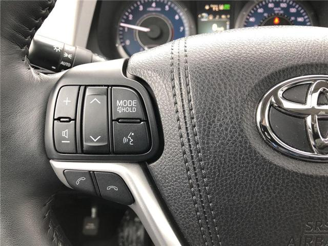2018 Toyota Sienna  (Stk: P1651) in Whitchurch-Stouffville - Image 13 of 26
