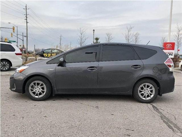 2016 Toyota Prius v Base (Stk: P1633) in Whitchurch-Stouffville - Image 2 of 21