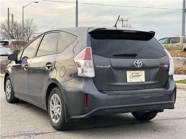 2016 Toyota Prius v Base (Stk: P1633) in Whitchurch-Stouffville - Image 3 of 21