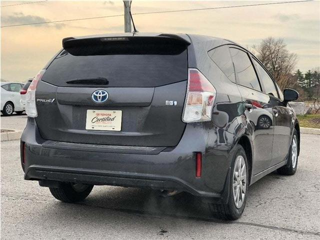 2016 Toyota Prius v Base (Stk: P1633) in Whitchurch-Stouffville - Image 5 of 21