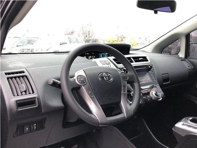 2016 Toyota Prius v Base (Stk: P1633) in Whitchurch-Stouffville - Image 12 of 21