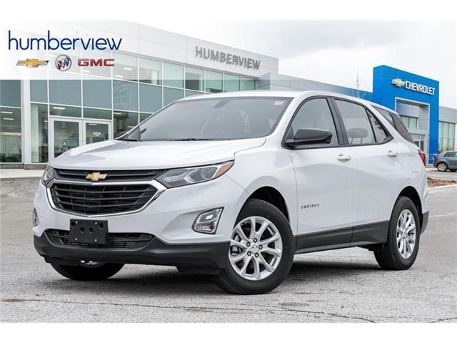 2019 Chevrolet Equinox LS (Stk: 19EQ002) in Toronto - Image 1 of 20
