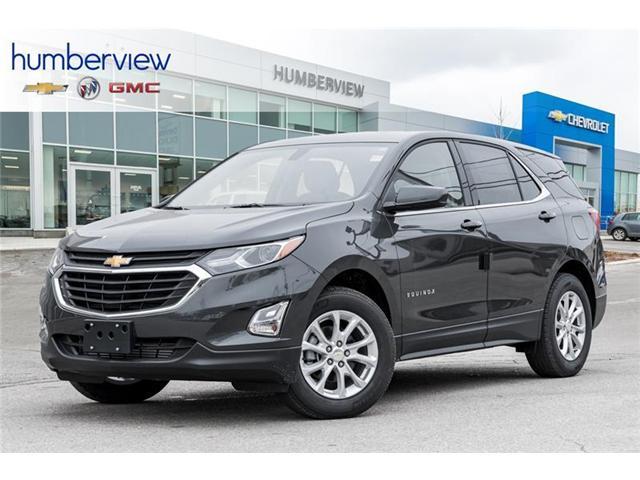 2019 Chevrolet Equinox LT (Stk: 19EQ070) in Toronto - Image 1 of 20