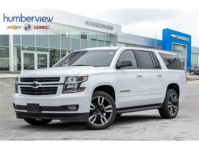 2019 Chevrolet Suburban Premier (Stk: 19SU001) in Toronto - Image 1 of 22