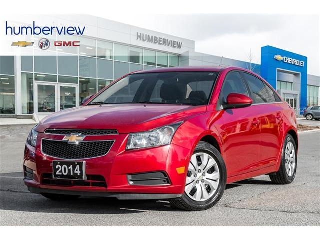 2014 Chevrolet Cruze 1LT (Stk: 18CZ214A) in Toronto - Image 1 of 19