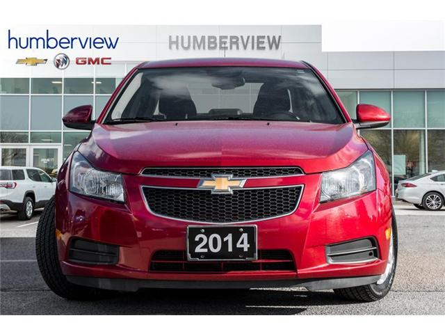 2014 Chevrolet Cruze 1LT (Stk: 18CZ214A) in Toronto - Image 2 of 19