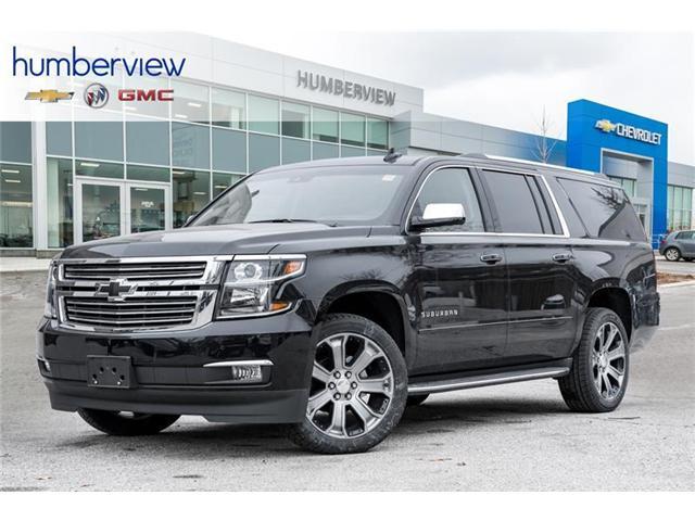 2019 Chevrolet Suburban Premier (Stk: 19SU007) in Toronto - Image 1 of 22