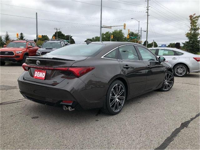 2019 Toyota Avalon XSE (Stk: P1560) in Whitchurch-Stouffville - Image 5 of 24