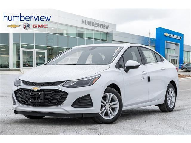 2019 Chevrolet Cruze LT (Stk: 19CZ032) in Toronto - Image 1 of 21