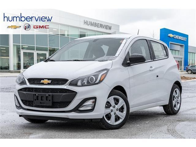 2019 Chevrolet Spark LS CVT (Stk: 19SK015) in Toronto - Image 1 of 19