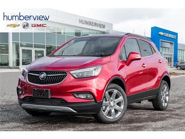 2019 Buick Encore Essence (Stk: B9E015) in Toronto - Image 1 of 20