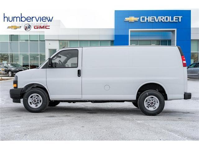 2019 GMC Savana 2500 Work Van (Stk: T9G004) in Toronto - Image 3 of 20