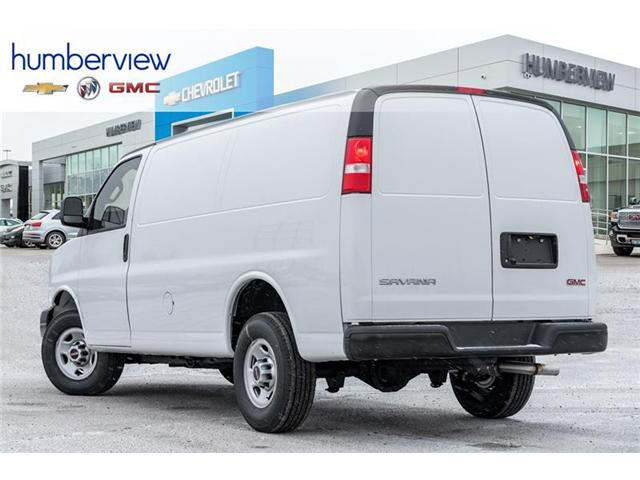 2019 GMC Savana 2500 Work Van (Stk: T9G004) in Toronto - Image 5 of 20