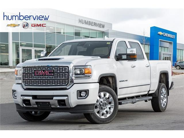 2019 GMC Sierra 2500HD Denali (Stk: T9K030) in Toronto - Image 1 of 21