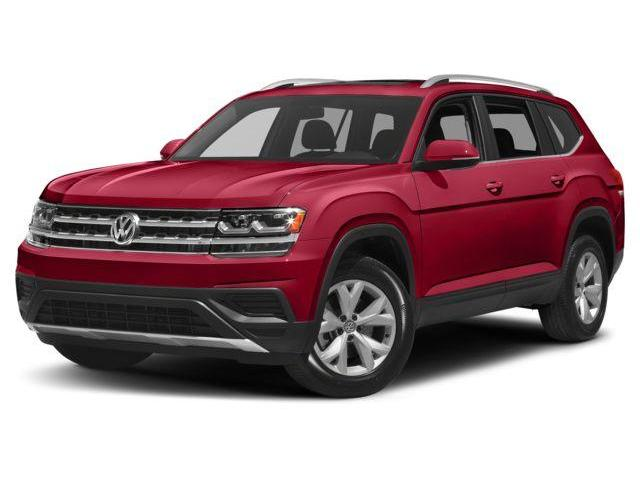 2019 Volkswagen Atlas 3.6 FSI Comfortline (Stk: 96235) in Toronto - Image 1 of 8