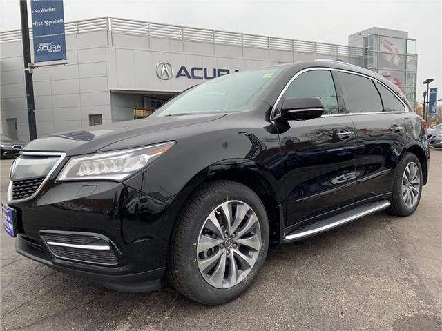 2016 Acura MDX Navigation Package (Stk: 3909) in Burlington - Image 2 of 25