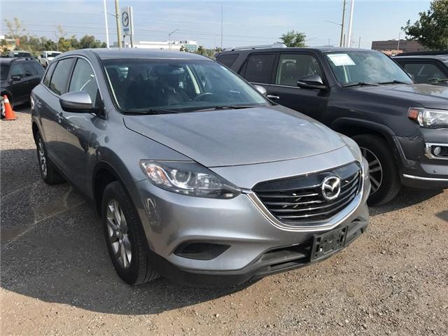 2014 Mazda CX-9 GS (Stk: 26909) in Barrie - Image 1 of 2