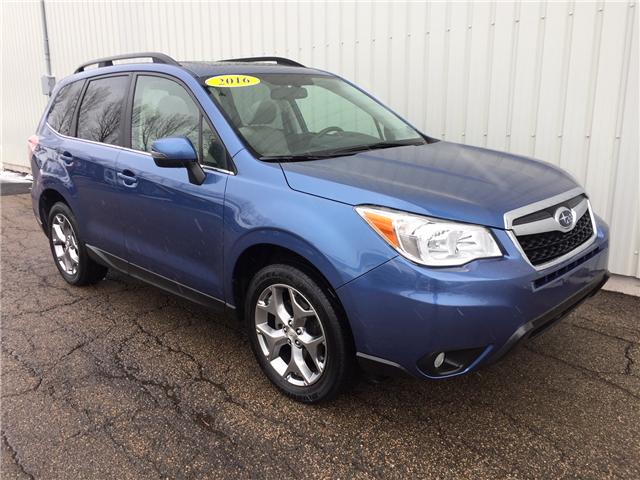 2016 Subaru Forester 2.5i Limited Package (Stk: SUB1830TA) in Charlottetown - Image 8 of 30