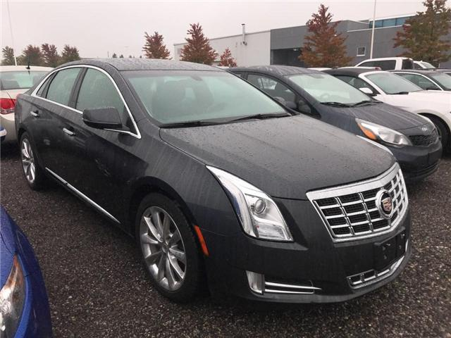 2015 Cadillac SRX Luxury (Stk: 26981) in Barrie - Image 1 of 3