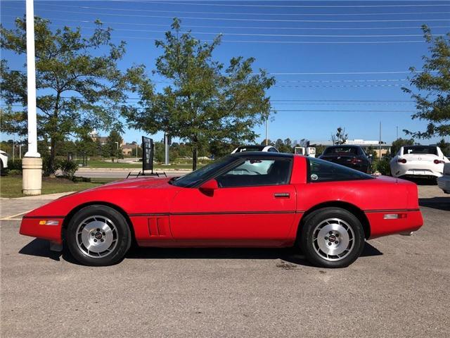 1985 Chevrolet Corvette 2-DOOR COUPE 5.7L V8 (Stk: 25658) in Barrie - Image 2 of 29