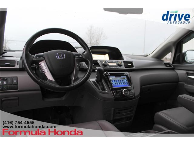 2017 Honda Odyssey Touring (Stk: B10812) in Scarborough - Image 2 of 32