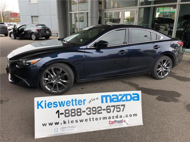 2016 Mazda MAZDA6 GT (Stk: 34913A) in Kitchener - Image 1 of 30