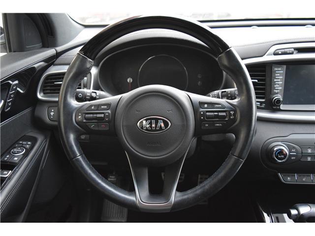 2016 Kia Sorento 3.3L SX (Stk: ) in Cobourg - Image 16 of 27