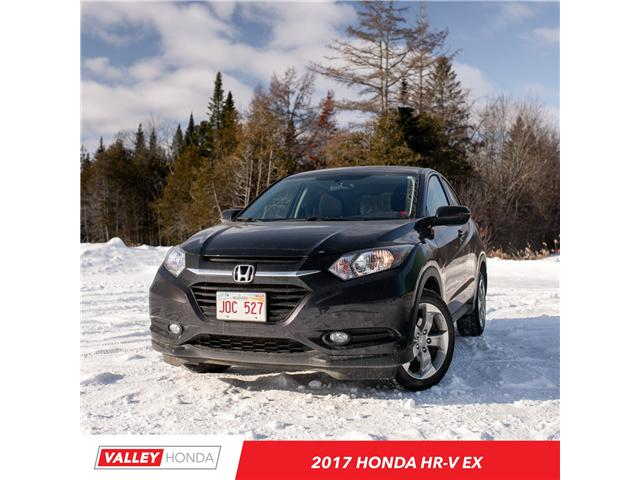 2017 Honda HR-V EX (Stk: U4763A) in Woodstock - Image 1 of 8
