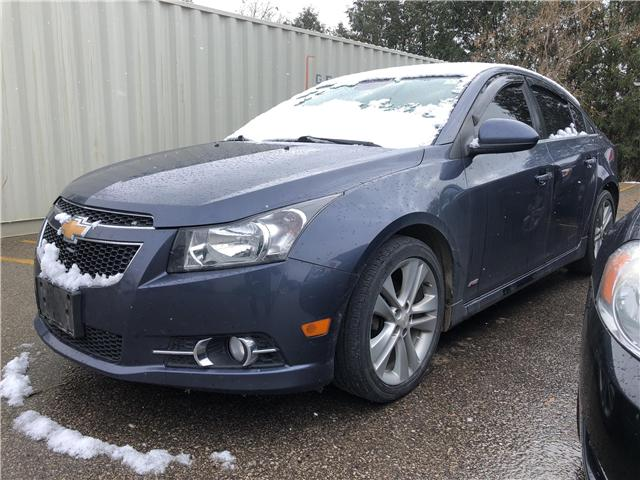 2013 Chevrolet Cruze LTZ Turbo (Stk: TN18071A) in Woodstock - Image 1 of 9