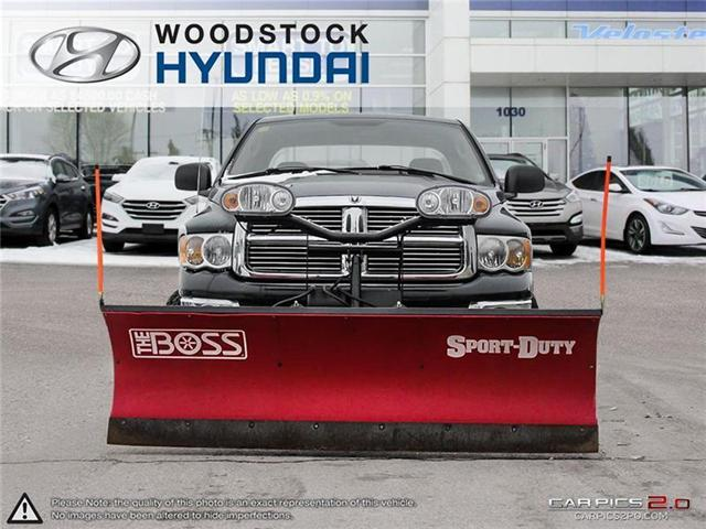 2005 Dodge Ram 1500  (Stk: EA15001A) in Woodstock - Image 2 of 22