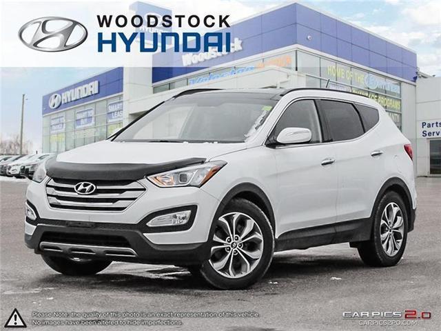 2014 Hyundai Santa Fe Sport 2.0T Limited (Stk: P1334) in Woodstock - Image 1 of 22