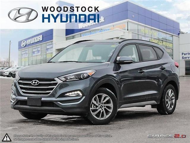 2018 Hyundai Tucson SE 2.0L (Stk: P1326) in Woodstock - Image 1 of 22