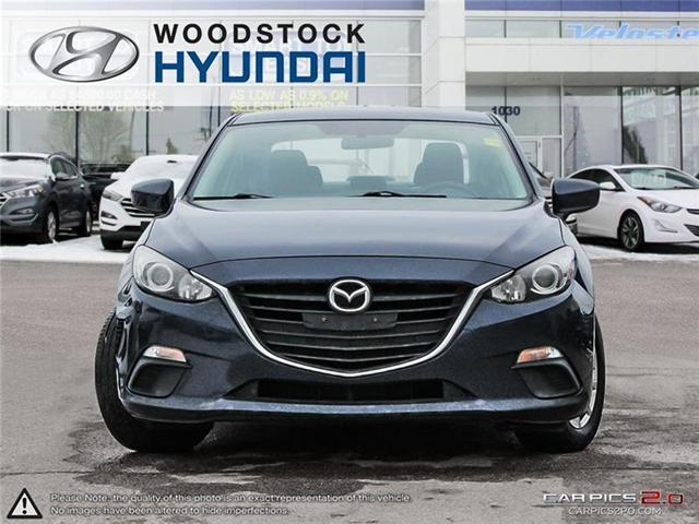 2014 Mazda Mazda3 GS-SKY (Stk: TN18048A) in Woodstock - Image 2 of 22